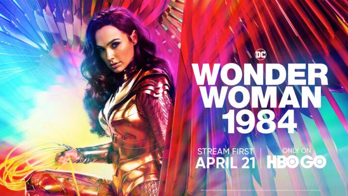 Shopee x HBO Go Wonder Woman