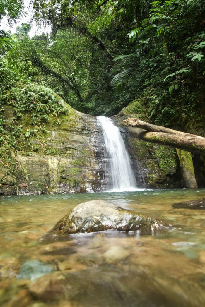 Bocay-el Falls in Kiamba