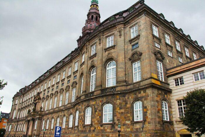 Christiansborg Palace photo via Pixabay