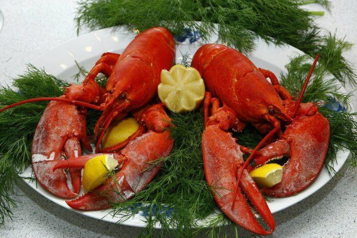 Danish Lobster