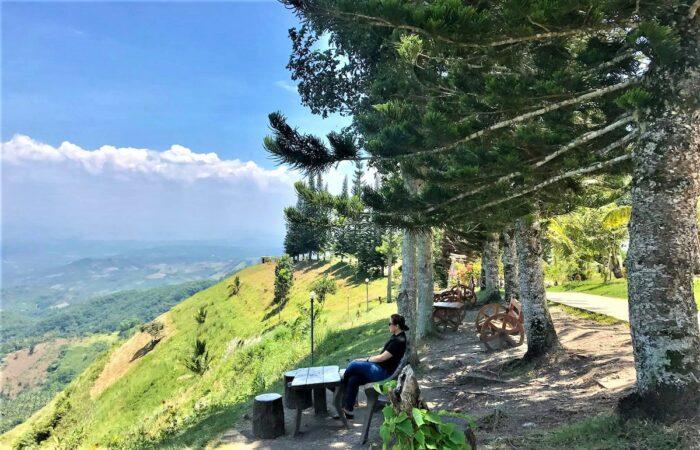 Kalon Barak Skyline Ridge in Malungon
