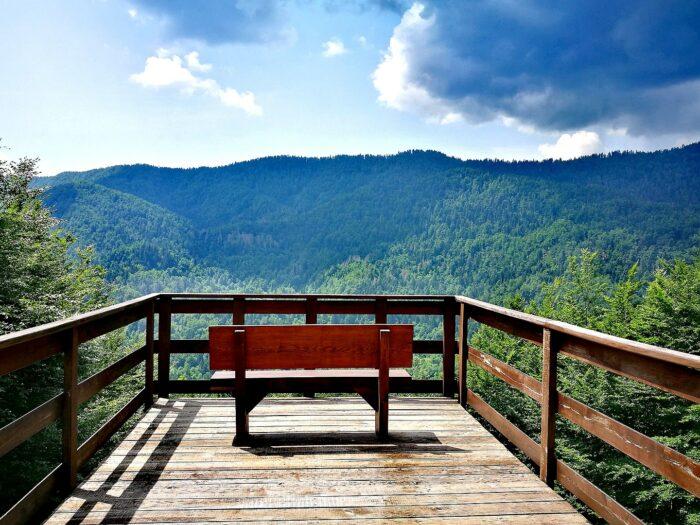Risnjak National Park by PepeJanja via Wikipedia CC