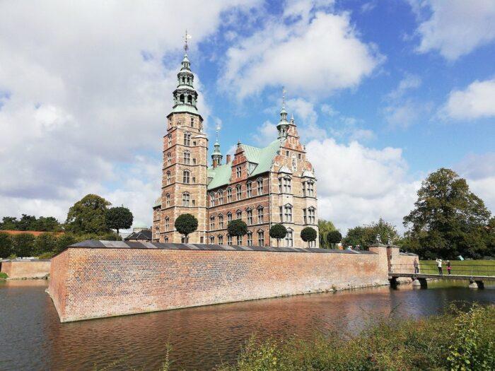 Rosenborg Castle photo via Pixabay