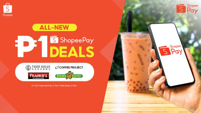 ShopeePay P1 Deals