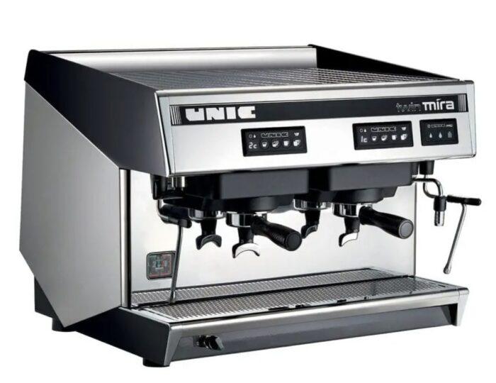 Unic Mira Beautiful Italian Espresso Machines