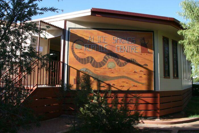 Alice Springs Reptile Centre by Matthew Klein via Flcikr CC