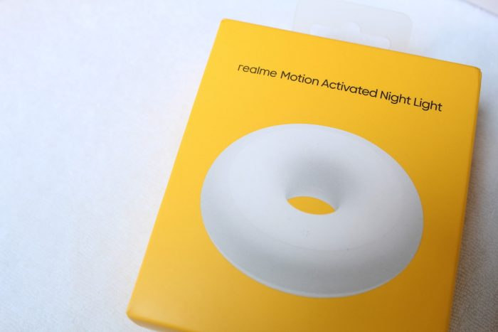 Motion Activated Night Light by realme