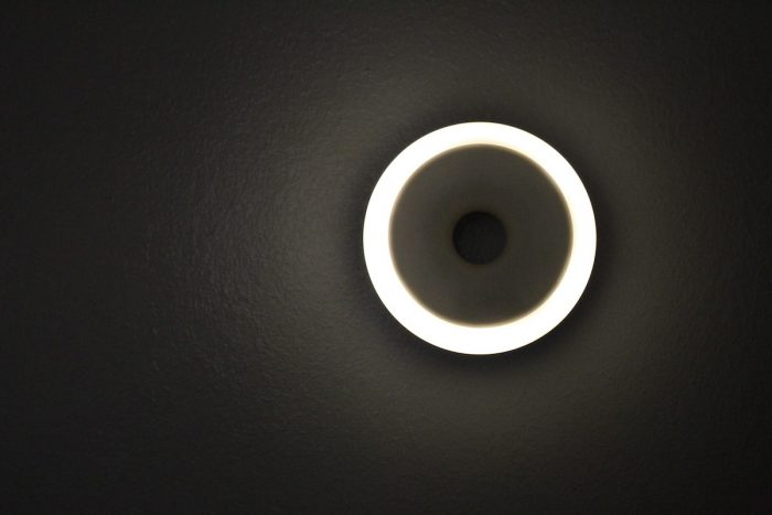 Motion Activated Night Light in action