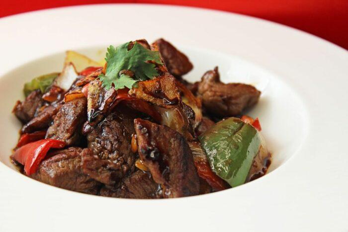 Pan-Fried Australian Wagyu Beef with Black Pepper