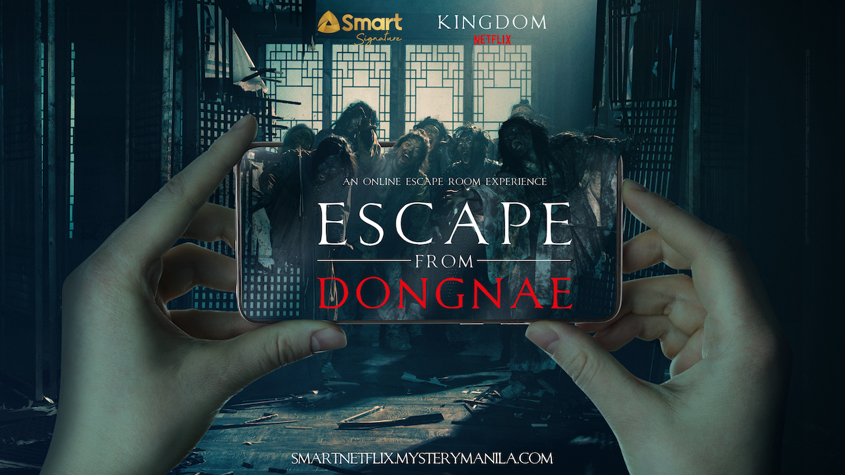 Smart Signature Netflix Escape Room
