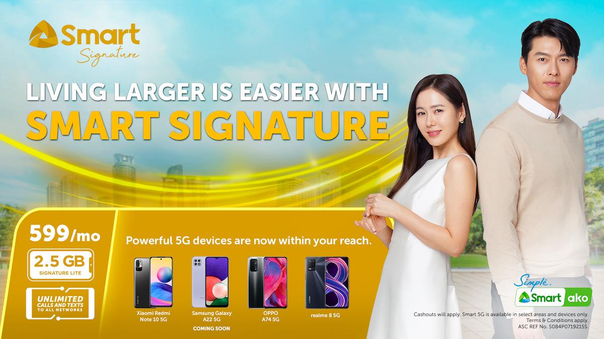 Smart Signature Plan 599