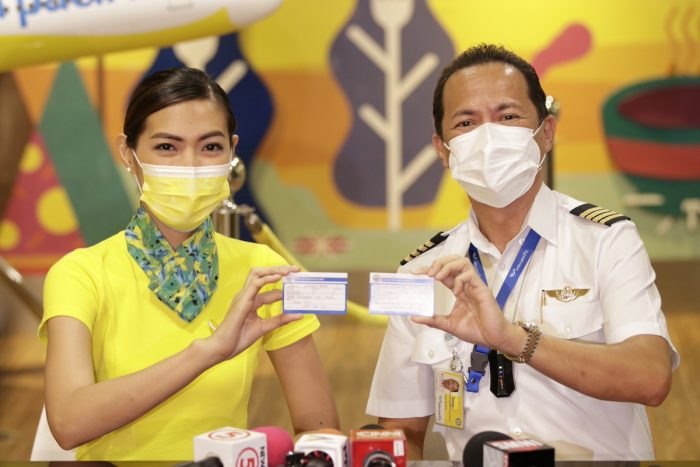 The vaccination program is part of the airline's continuous efforts to safeguard the health and safety of both passengers and crew.