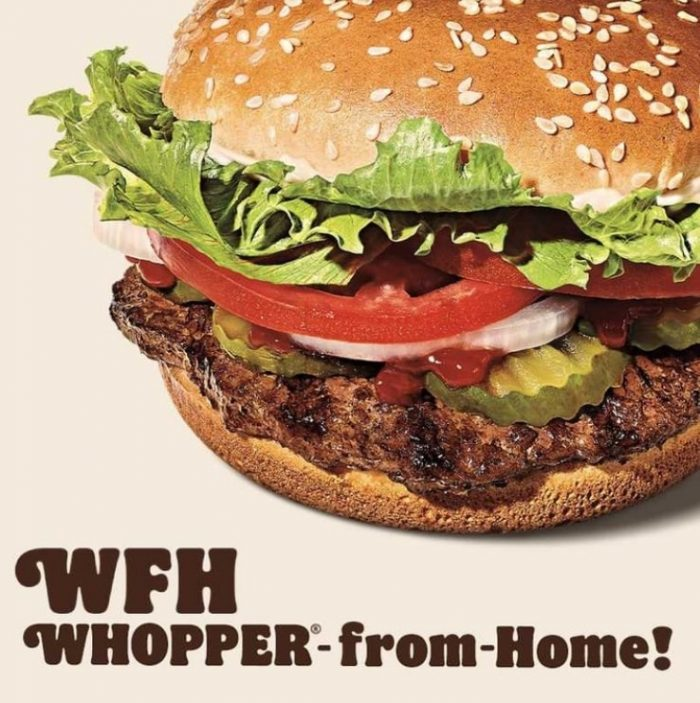 Burger King - Whopper