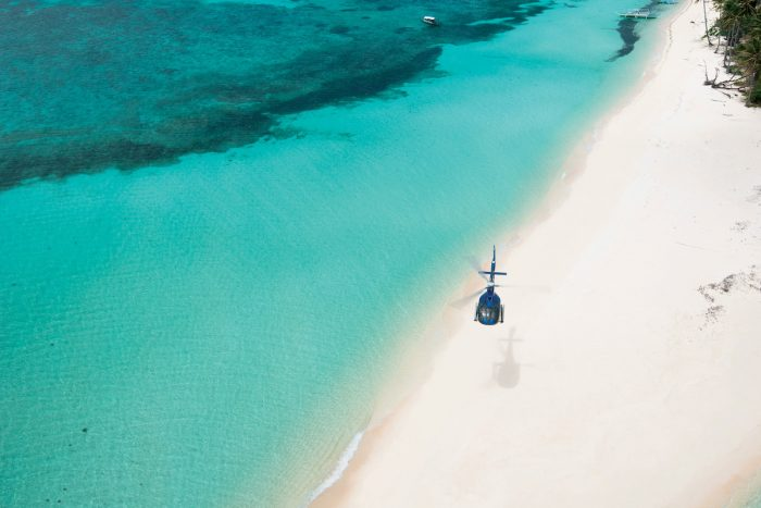 BANWA PRIVATE ISLAND AND ASCENT FLIGHTS GLOBAL PARTNERSHIP