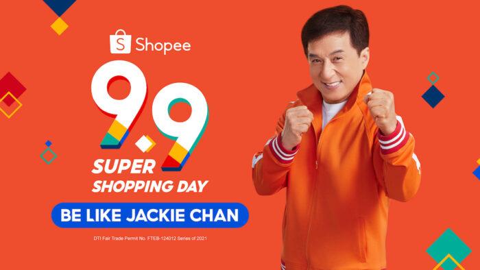 Sea como Jackie Chan con estos artículos para probar en Shopees 9.9 Super Shopping Day