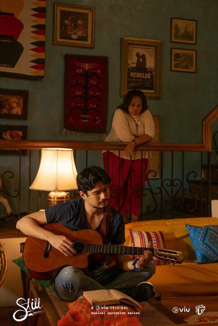 Christian Bautista and Bituin Escalante as Nikolas and Annette in Still