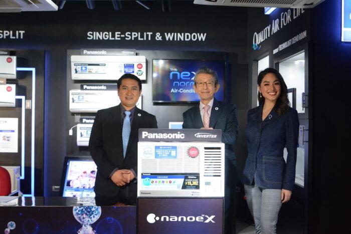 the Panasonic Premium WAC Inverter XU Series Window Type with nanoe TM X!
