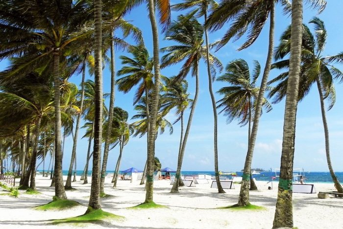 Beautiful Beaches in Colombia
