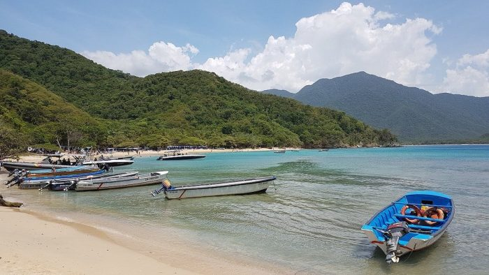 Best Colombia Beaches