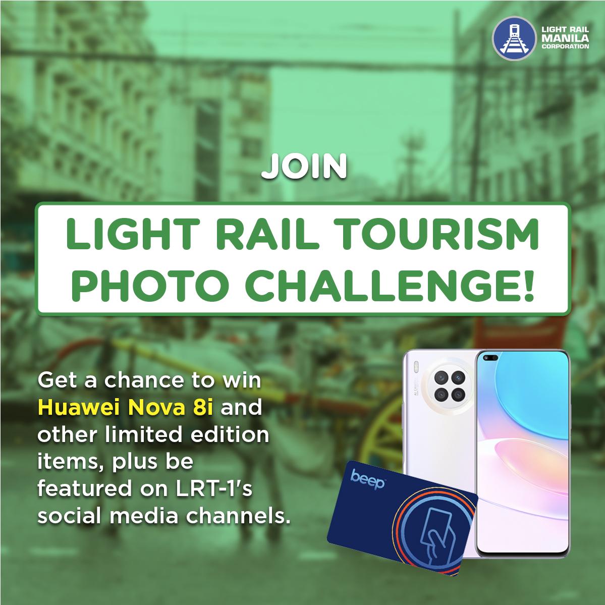 #LightRailTourism Photo Contest