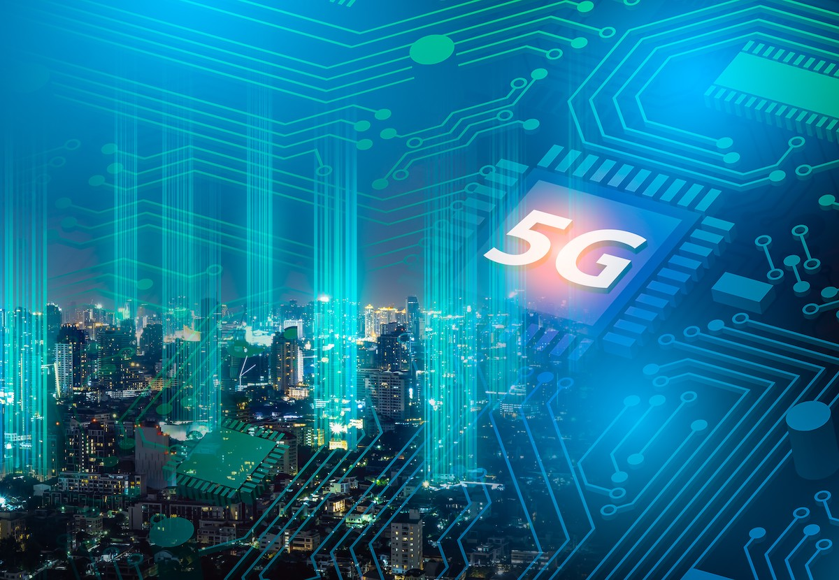 Smart 5G is nearly twice the speed of competitor