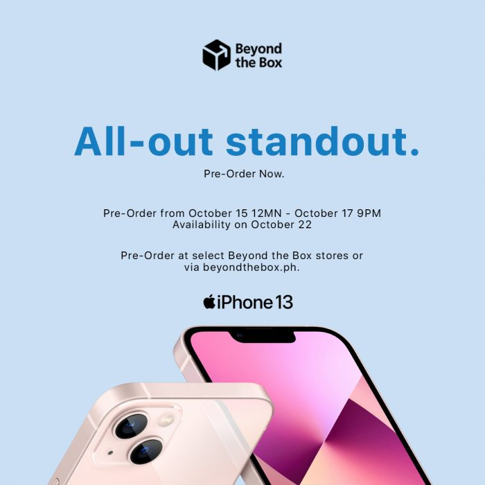 The iPhone 13 Series Pre-Order